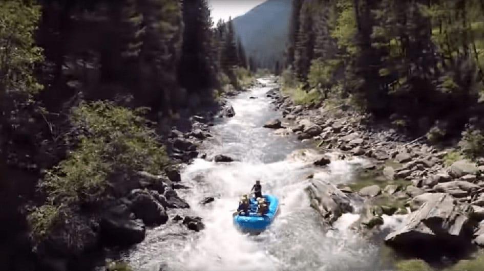 Montana Whitewater Rafting Amp Zipline Tours Near Yellowstone