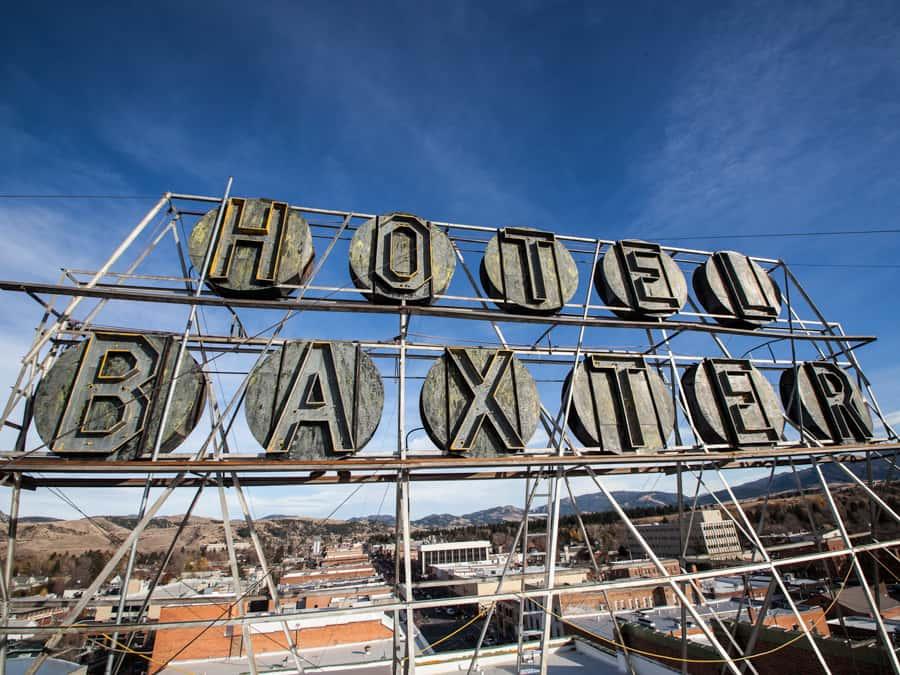 baxter-sign