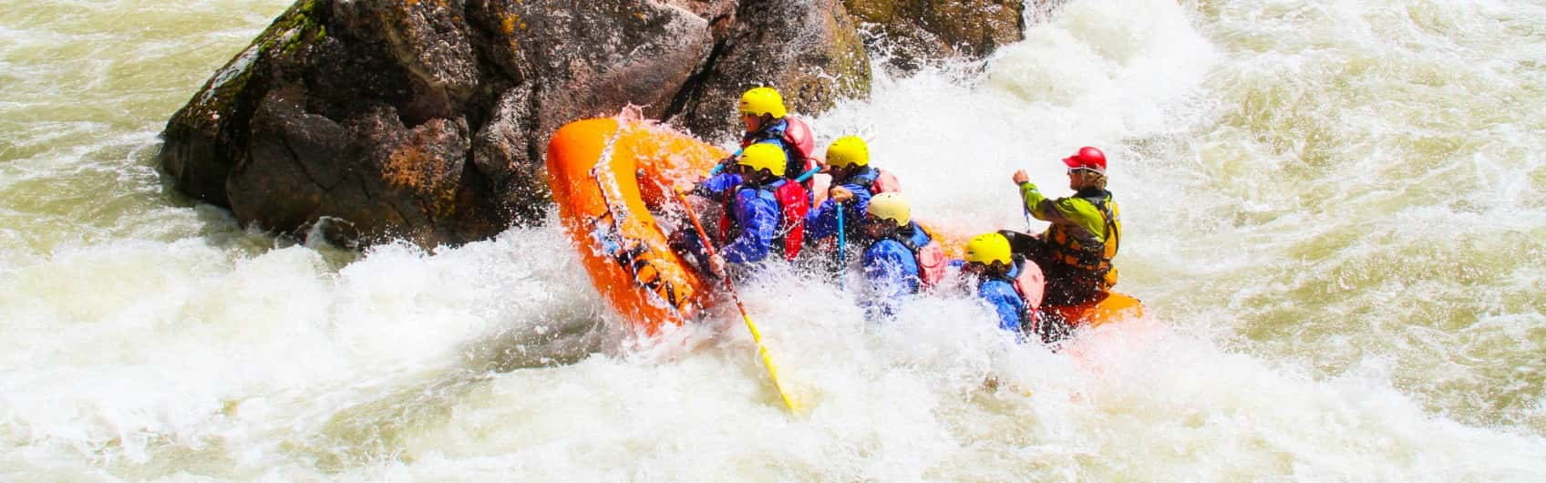 Montana Whitewater, Rafting, Gallatin Canyon, Guided Adventure