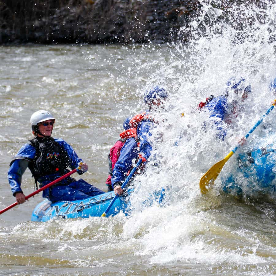 raft-splash