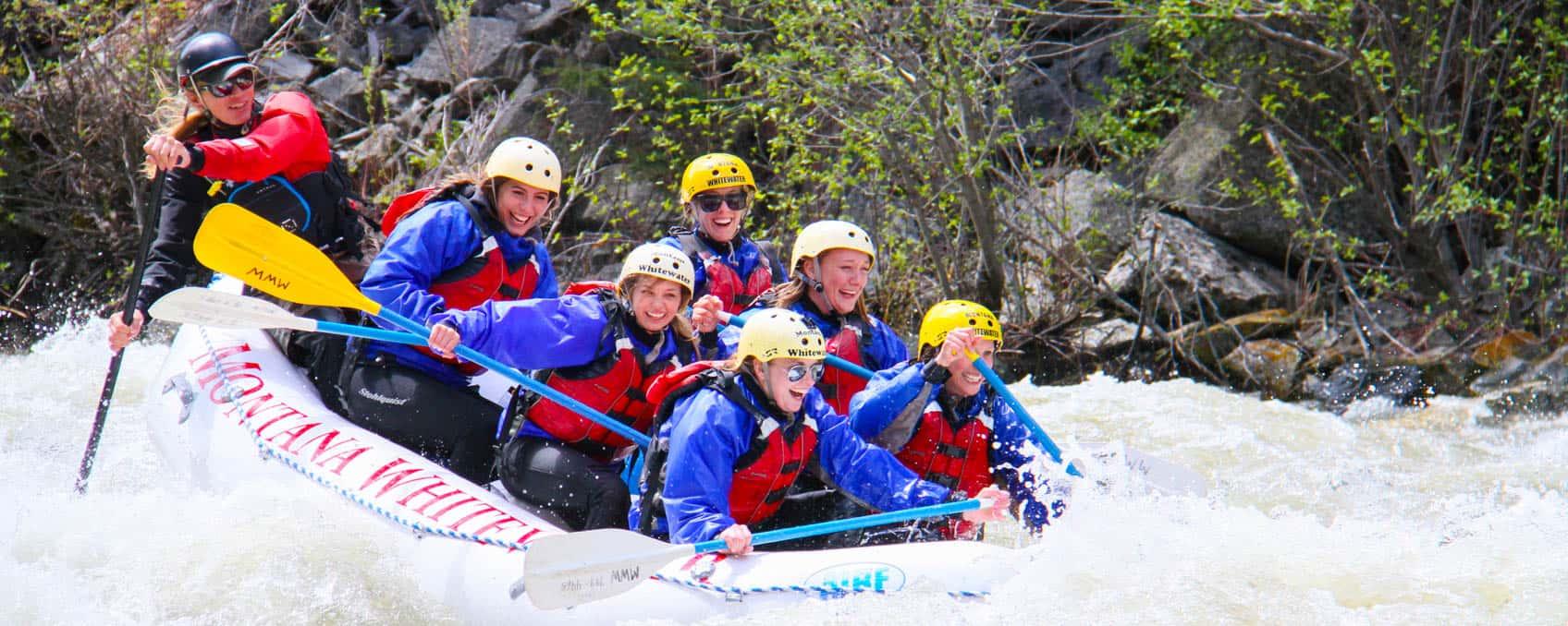 white-raft
