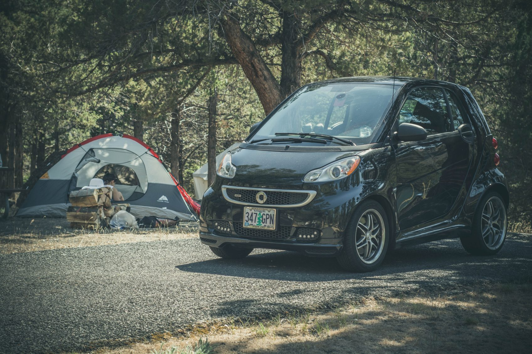 Car Camping In Yellowstone Meal Ideas