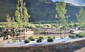 yellowstone hot springs pool