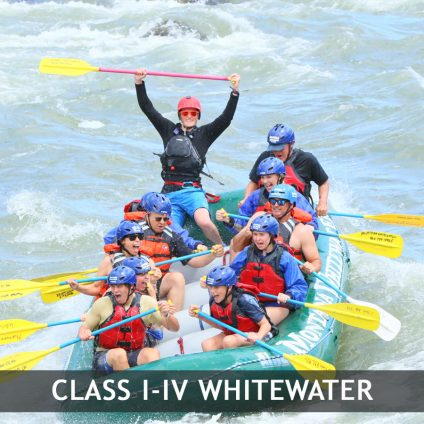 White Water Rafting Jackson Hole