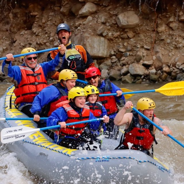 Go BIG. Heck yeah!⚡️👏 I think everyone's tired of going home. Now is the time to start thinking of your next big adventure. Get wet!💦💦💦 #whitewaterrafting #rafting #gallatinriver #yellowstoneriver #madisonriver #yellowstonenationalpark #yellowstone #raftguide #montana #montanawhitewater #mtwhitewater