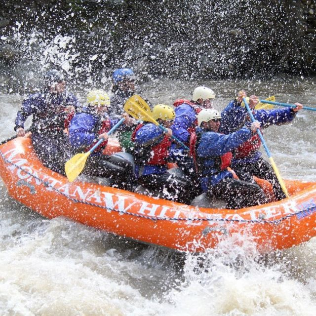 Who's ready to get wet?💦  Our 2021 season opens tomorrow!🥳 We can't wait to see YOU!🧡 #whitewaterrafting #rafting #gallatinriver #yellowstoneriver #seasonopener #montana #raftingtrip #montanawhitewater #mtwhitewater #mtww