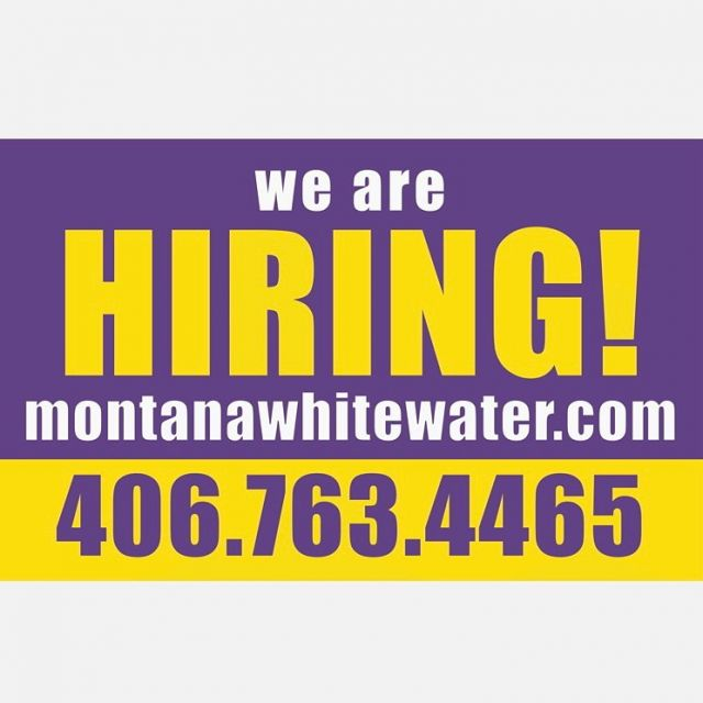 We are HIRING!📣 Looking for drivers at both our Bozeman and Big Sky locations. 🚌🚚 Must have CDL and class B passenger endorsement. Excellent🔝PAY💰💰💰 and the most FUN place to work!🥳 Apply online or call today!💛 #montanawhitewater #madisonrivertubing #mtww #mdub #driverswanted #shuttledriver #drivers #busdrivers #vandrivers #montanajobs #bozemanjobs #bigskyjobs #wearehiring