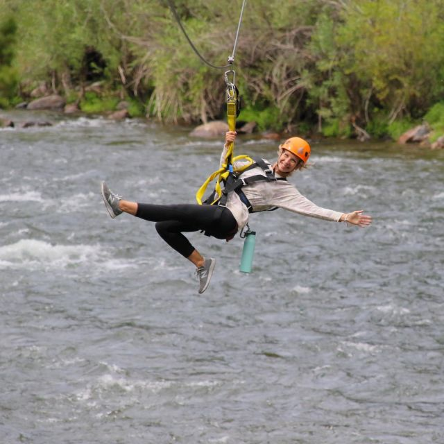 Live your life crossing lines.⚡️ You never know where they'll take you!🌊😄 Our guided zipline tours will send you over the Gallatin River with #noregrets 🙌  Book our Classic or Super Zipline tour today! #zipline #ziplinetour #zip lining adventures #zipliningfun #gallatinriver #canopytour #yellowstonezipline #montana #mtww #mtwhitewater
