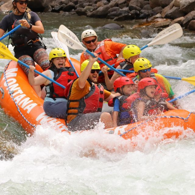 Sending it into the final stretch…💦🧡 Rafting on the #gallatinriver closes September 6th. Madison River Tube trips and rentals close September 7th. Guided Zipline Tours and Fly Fishing open until September 15th. Let's do this!👆💦 #whitewaterrafting #rafting #whitewater #familyfun #summeradventures #bigsky #onlyinmontana #montanamoment #nowisthetime #montanawhitewater #mtwhitewater #mtww